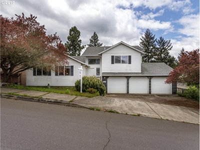 Tigard Single Family Home For Sale: 13261 SW Essex Dr