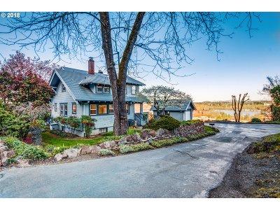 Single Family Home For Sale: 6734 SW Corbett Ave