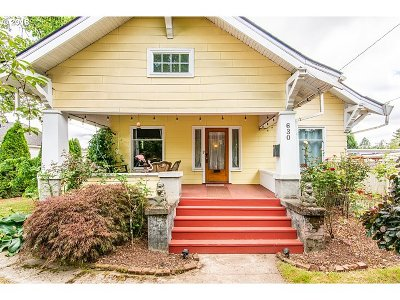 McMinnville Single Family Home For Sale: 630 SE 1st St