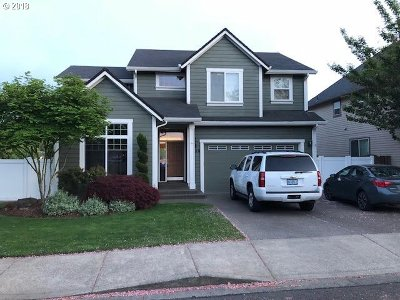 Woodburn Single Family Home Pending: 1226 Mayanna Dr