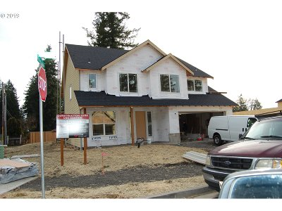 Oregon City Single Family Home For Sale: 14190 Quail Ct #Lot11