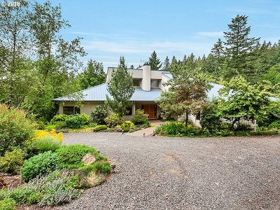 Wilsonville Single Family Home For Sale: 33777 SW Ladd Hill Rd