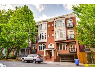 Condo/Townhouse For Sale: 2537 NW Thurman St #102