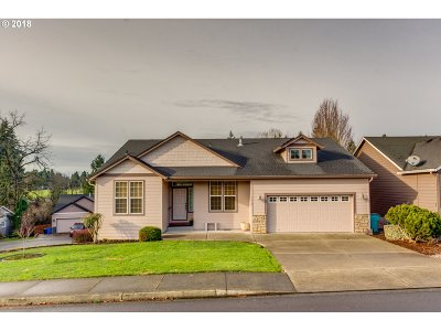 Vancouver WA Single Family Home For Sale: $479,500