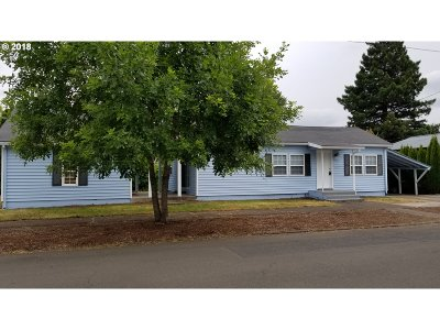 Newberg, Dundee, Mcminnville, Lafayette Single Family Home For Sale: 813 NE 11th St