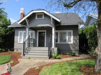 Salem Single Family Home For Sale: 1855 Commercial St SE