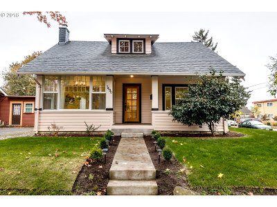 Eugene Single Family Home For Sale: 1490 W 5th Ave