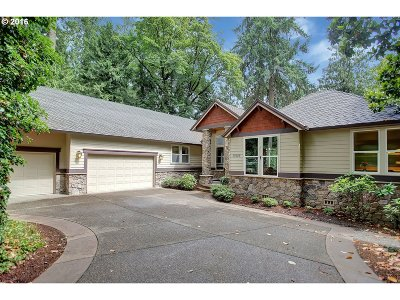 Wilsonville, Canby, Aurora Single Family Home For Sale: 30626 SW Rose Ln