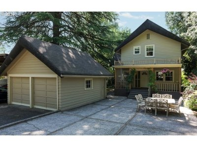 Clackamas County Single Family Home For Sale: 5306 Rinearson Rd