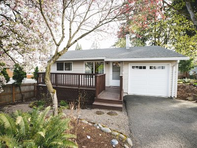 West Linn Single Family Home For Sale: 2650 Sunset Ave
