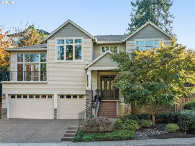 Beaverton Single Family Home For Sale: 7612 SW Oviatt Dr