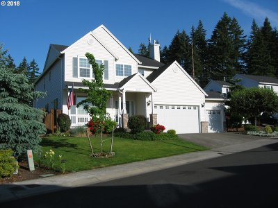 St. Helens Single Family Home For Sale: 59157 Cooperspur Ct