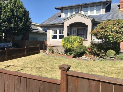 Coos Bay Single Family Home For Sale: 764 S 7th