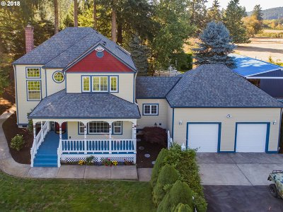 Oregon City Single Family Home For Sale: 19475 S Fischers Mill Rd