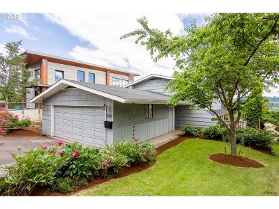 Eugene Single Family Home For Sale: 2485 Lincoln St