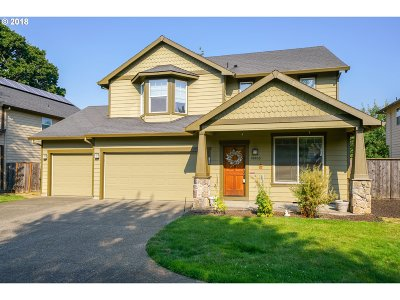 Beaverton Single Family Home For Sale: 18800 SW Rosebud Ct