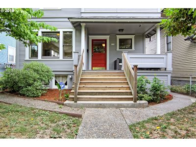 Single Family Home Bumpable Buyer: 1610 SE Holly St