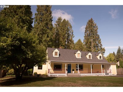 Cowlitz County Single Family Home For Sale: 2953 Laurel Rd