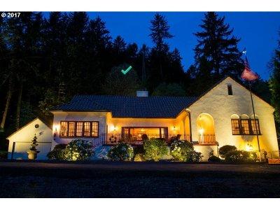 West Linn Single Family Home For Sale: 20375 Willamette Dr