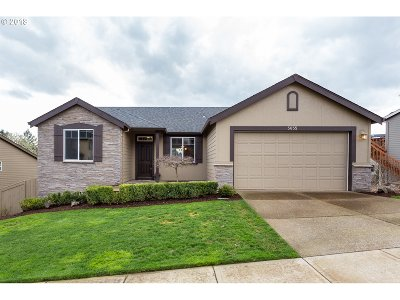 Forest Grove Single Family Home For Sale: 3655 Forest Gale Dr