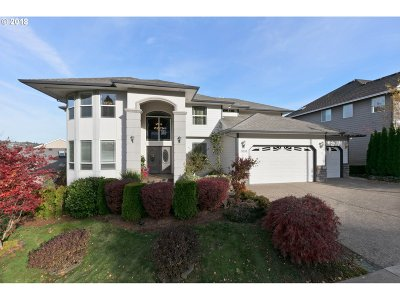 Milwaukie, Clackamas, Happy Valley Single Family Home For Sale: 11016 SE Happy Valley Dr