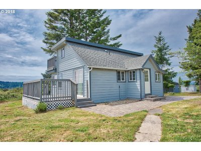 Coos Bay Single Family Home For Sale: 308 1st Ave