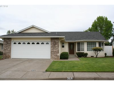 Keizer Single Family Home For Sale: 368 Ridgeview Dr N