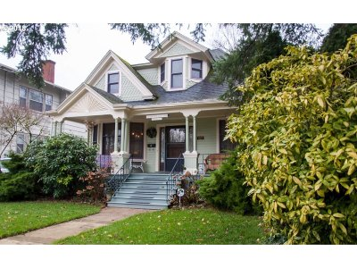 Portland Single Family Home For Sale: 1927 NE 16th Ave