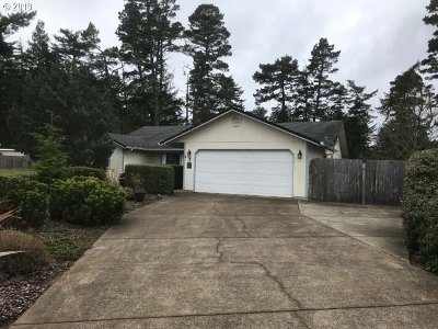 Florence OR Single Family Home For Sale: $255,900