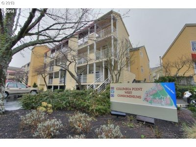 Portland Condo/Townhouse For Sale: 269 N Hayden Bay Dr