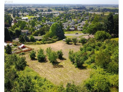 Newberg, Dundee, Mcminnville, Lafayette Residential Lots & Land For Sale: SW 9th St