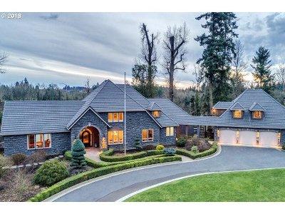 Newberg Single Family Home For Sale: 35720 NE Wilsonville Rd