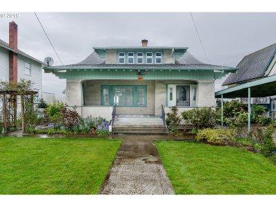 Rainier Single Family Home For Sale: 413 E C St