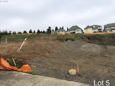 Tigard Residential Lots & Land For Sale: SW Aspen Ridge #Lot 5