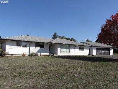 Molalla Single Family Home For Sale: 13355 S Molalla Forest Rd