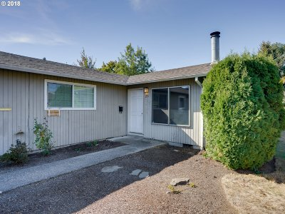 Canby Single Family Home Sold: 231 SE 3rd Ave