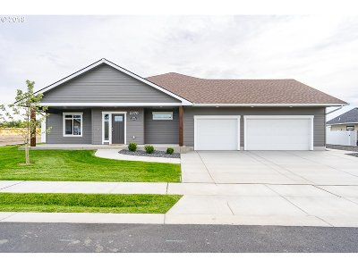 Hermiston Single Family Home For Sale: 2370 NE 8th St