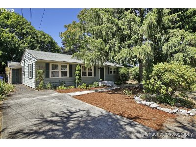 Single Family Home For Sale: 2727 SE 129th Ave