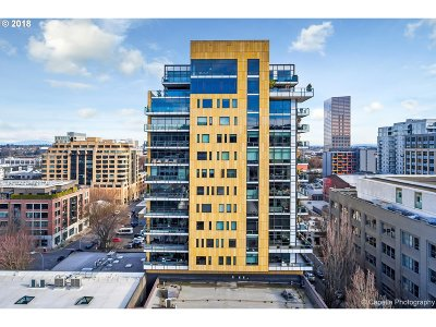 Condo/Townhouse For Sale: 311 NW 12th Ave #201