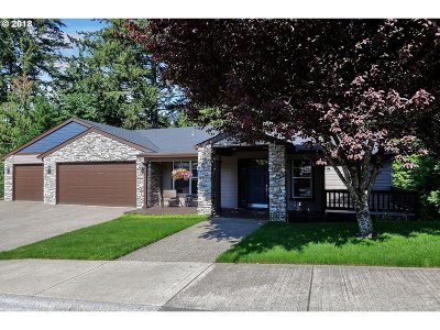 Beaverton Single Family Home For Sale: 20243 SW Tremont Way