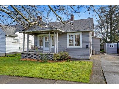 Portland Single Family Home For Sale: 3632 NE 67th Ave