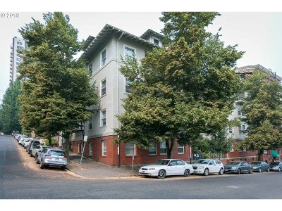 Portland Condo/Townhouse For Sale: 731 SW King Ave #9