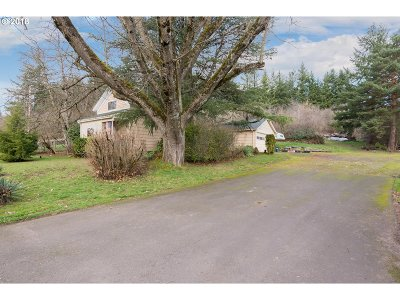 Clackamas Single Family Home For Sale: 12533 SE Sunnyside Rd
