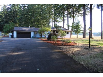 Oregon City Single Family Home For Sale: 19240 S Fischers Mill Rd