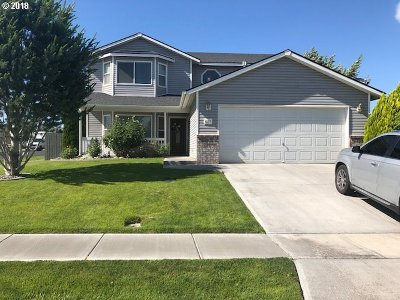 Hermiston Single Family Home For Sale: 603 E Oregon Ave