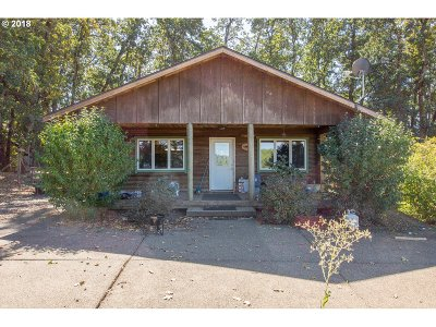 Yamhill Single Family Home For Sale: 7251 NW Lilac Hill Rd