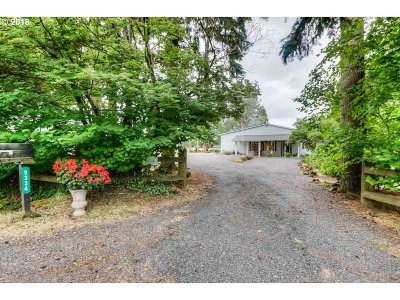 Aumsville Single Family Home Bumpable Buyer: 9334 Friendly Acres Rd