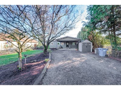 Aurora Single Family Home Sold: 20958 Highway 99e