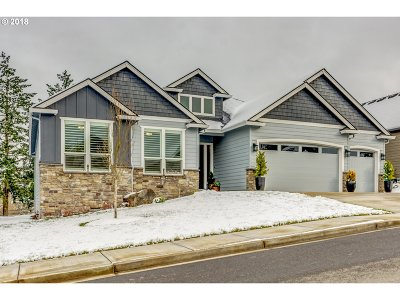 Ridgefield Single Family Home For Sale: 17807 NE 26th Ave