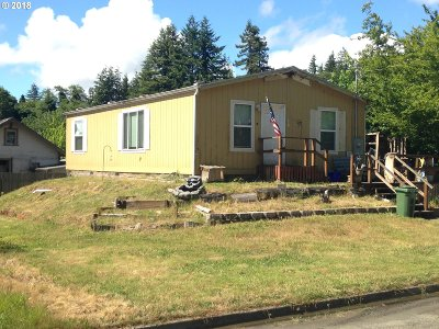Coos Bay Single Family Home For Sale: 1315 Minnesota Ave